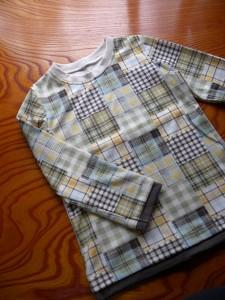 ブルックナー Tシャツ ハンドメイド