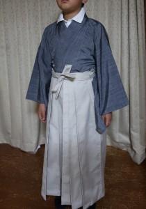 袴 小学生男子